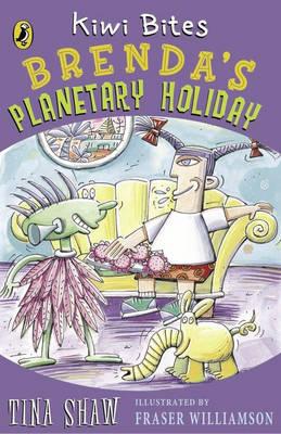 Brenda's Planetary Holiday by Tina Shaw