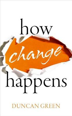 How Change Happens by Duncan Green