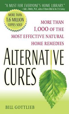 Alternative Cures book
