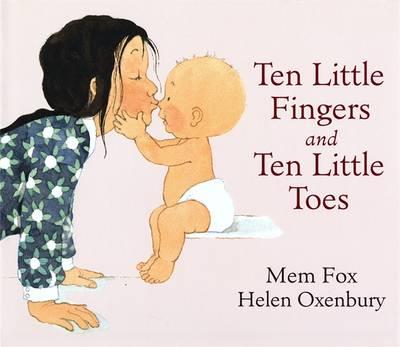Ten Little Fingers And Ten Little Toes by Marianne Elliott