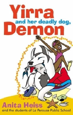 Yirra and her Deadly Dog, Demon book
