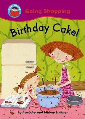 Birthday Cake by Louise John