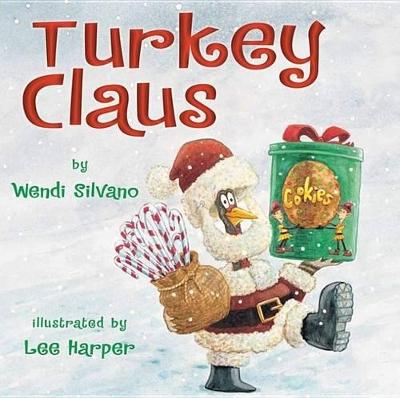 Turkey Claus by Wendi Silvano
