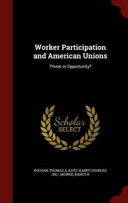 Worker Participation and American Unions by Thomas A Kochan