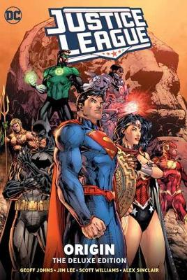 Justice League: Origin Deluxe Edition by Geoff Johns