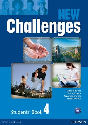 New Challenges 4 Students' Book by Michael Harris