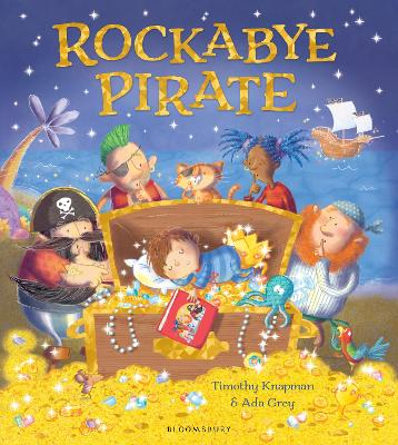 Rockabye Pirate by Timothy Knapman