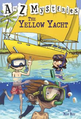 Yellow Yacht by Ron Roy