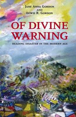 Of Divine Warning book
