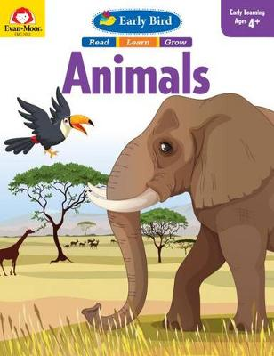 Early Bird Animals by Evan-Moor Educational Publishers