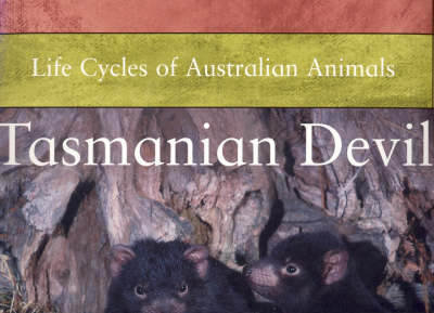 Tasmanian Devil by Greg Pyers