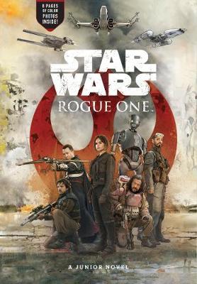 Rogue One Junior Novel book