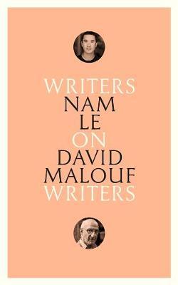 On David Malouf: Writers on Writers book