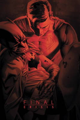 Absolute Final Crisis. Writer, Grant Morrison Final Crisis by Grant Morrison