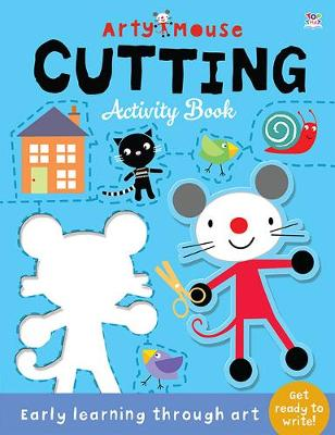 Arty Mouse Cutting by Susie Linn