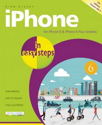 iPhone in Easy Steps book