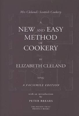 New and Easy Method of Cookery book