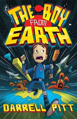 Boy from Earth book