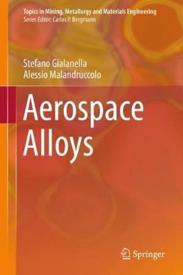 Aerospace Alloys by Stefano Gialanella