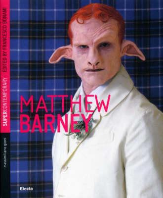 Matthew Barney by Francesco Bonami