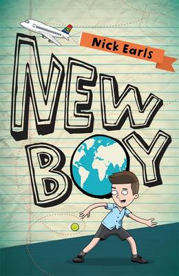 New Boy by Nick Earls