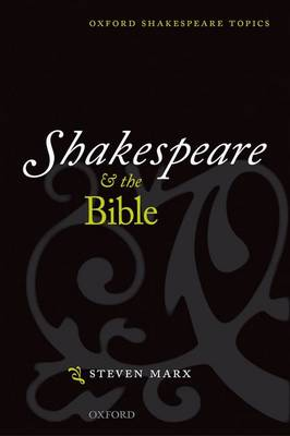 Shakespeare and the Bible book