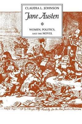 Jane Austen by Claudia L. Johnson