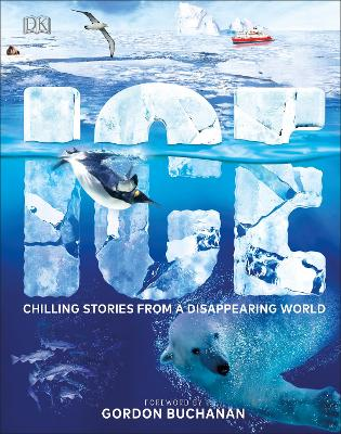 Ice: Chilling Stories from a Disappearing World by DK