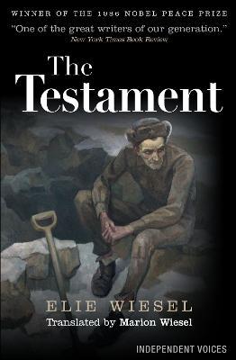Testament by Elie Wiesel