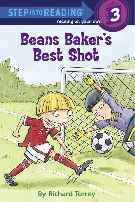 Baker Bean's Best Shot by Richard Torrey