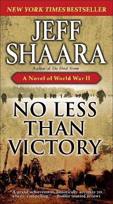 No Less Than Victory book