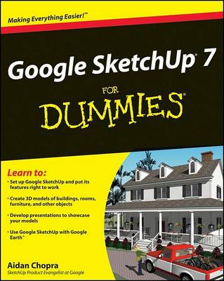 Google SketchUp 7 For Dummies book