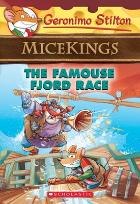 The Famouse Fjord Race by Geronimo Stilton