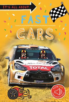 It's all about... Fast Cars book