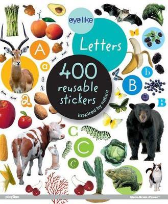 Eyelike Letters by Workman Publishing
