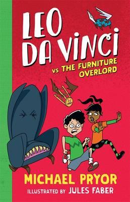 Leo Da Vinci vs The Furniture Overlord book