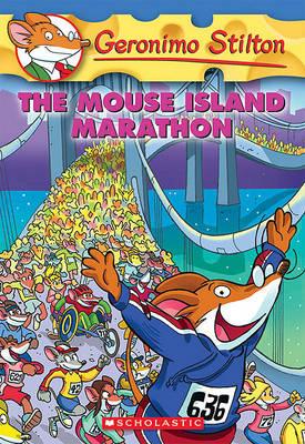 The Mouse Island Marathon by Geronimo Stilton