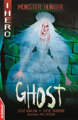 EDGE: I HERO: Monster Hunter: Ghost book