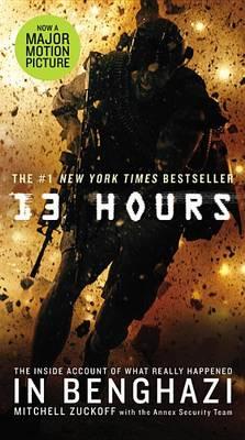 13 Hours by Mitchell Zuckoff