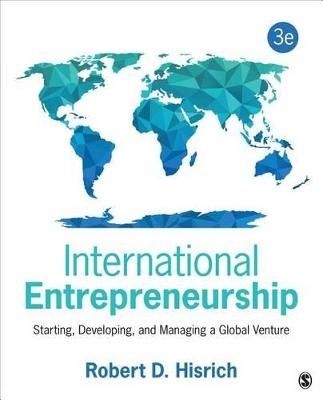 International Entrepreneurship by Hisrich