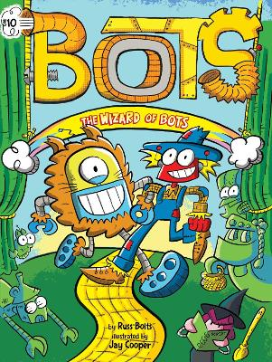 The Wizard of Bots book