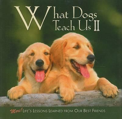 What Dogs Teach Us II by Glenn Dromgoole