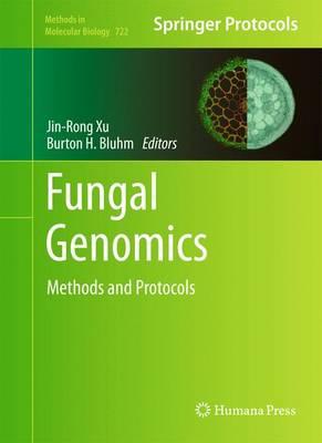 Fungal Genomics by Jin-Rong Xu