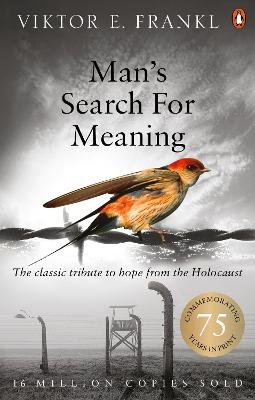 Man's Search For Meaning book