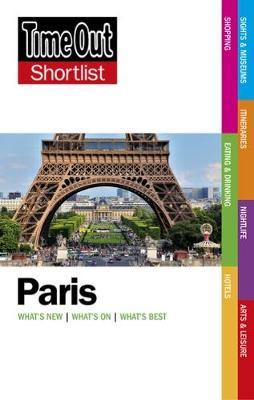 Time Out Paris Shortlist by Time Out Guides Ltd.