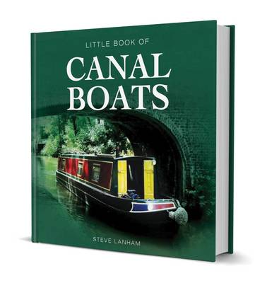 Canal Boats by Steve Lanham
