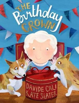 Birthday Crown by Davide Cali