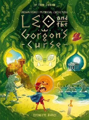 Leo and the Gorgon's Curse book