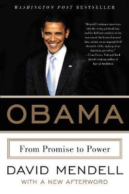 Obama by David Mendell
