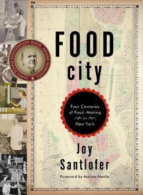 Food City by Joy Santlofer